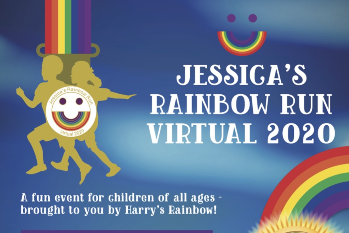 Jessicas Rainbow  Run-image